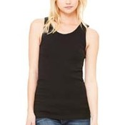 Ladies' Stretch Rib Tank