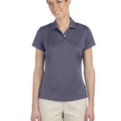 Ladies' climalite® Textured Short-Sleeve Polo