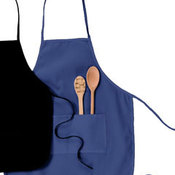 "Two-Pocket 28"" Apron"