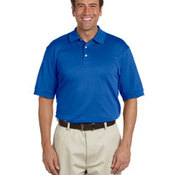 Men's Solid Perfect Pima Interlock Polo