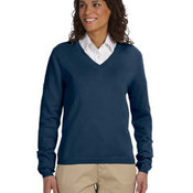 Ladies' V-Neck Sweater