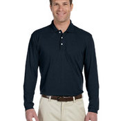 5.6 oz. Easy Blend™ Long-Sleeve Polo