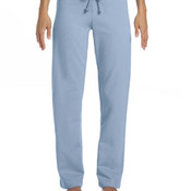 Ladies' Fleece Straight Leg Sweatpant