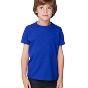 Toddler's Poly-Cotton Short-Sleeve Crewneck