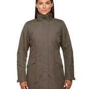Ladies' Promote Insulated Car Jacket