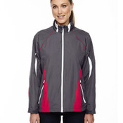 Ladies' Impact Active Lite Colorblock Jacket