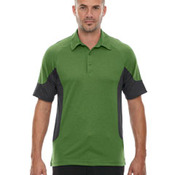 Men's Refresh UTK cool.logik™ Coffee Performance Mélange Jersey Polo