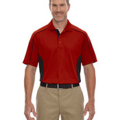 Eperformance™ Men's Fuse Snag Protection Plus Colorblock Polo