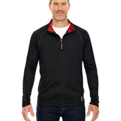 Men's Radar Half-Zip Performance Long-Sleeve Top