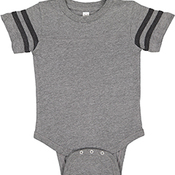 Infant Fine Jersey Football Bodysuit