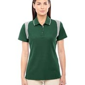 Ladies' DRYTEC20™ Performance Colorblock Polo