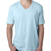 Men's Premium Fitted Short-Sleeve V-Neck Tee