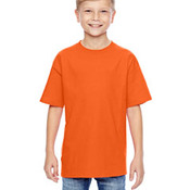 Youth 4.5 oz., 100% Ringspun Cotton nano-T® T-Shirt